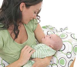 cuscino allattamento migliore